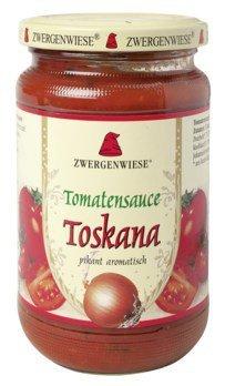 Vegane Tomatensauce mit Zwiebeln und Kräutern