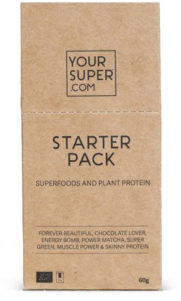 Probierpaket mit 7 Superfood-Mixes