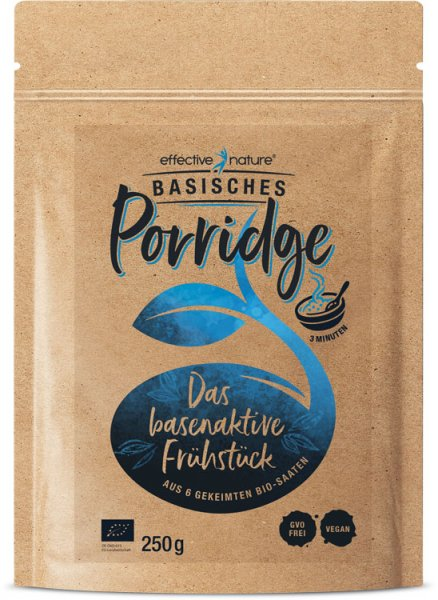 Basisches Porridge