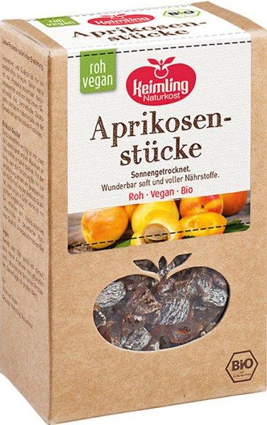 Aprikosenstücke - Bio - 250g
