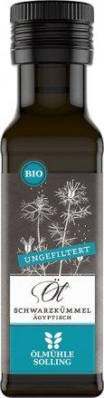 Ägyptisches Bio-Schwarzkümmelöl - ungefiltert und in Rohkostqualität