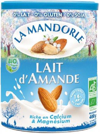 Mandeldrink Pulver - Bio