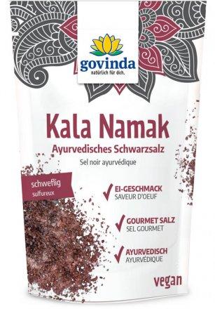 Kala Namak (Schwarzsalz) - Traditionelles ayurvedisches Steinsalz