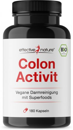 Colon Activit - Darmreinigung mit Superfoods