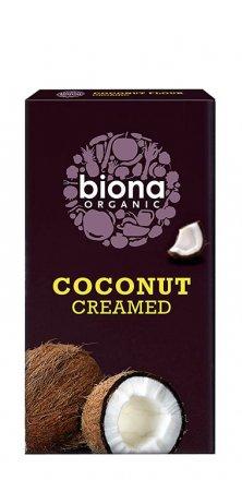 Kokoscreme Saucenfond im Block - Biona - Bio - 200g