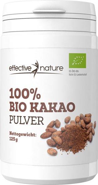 Kakao Pulver - Bio - 125g