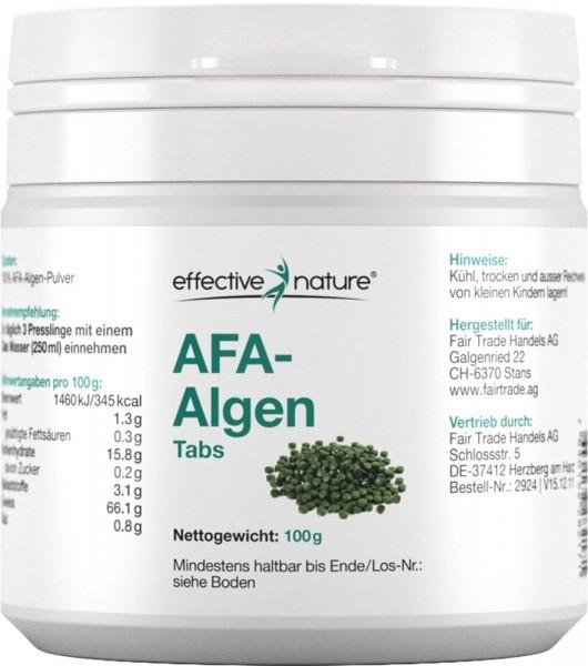 AFA Algen Tabletten - 400 Stk. - 100g