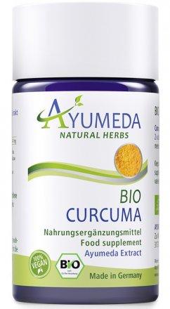 Curcuma Extrakt Kapseln - Bio - 60 Stk. - 32g
