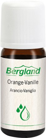 Duftmischung - Orange-Vanille - 10ml