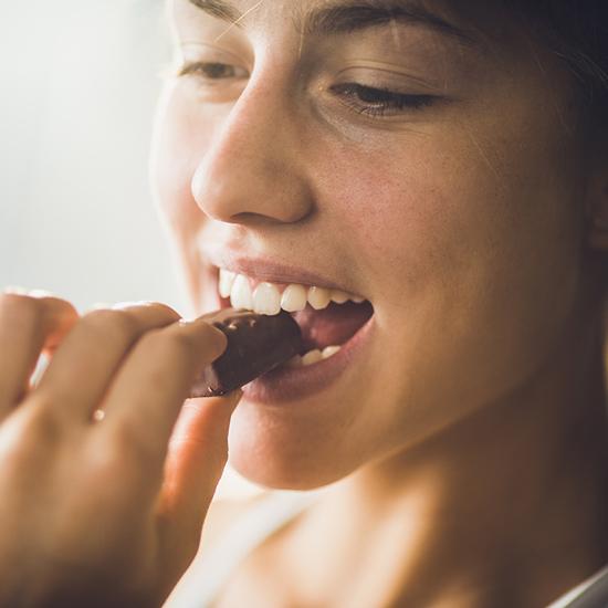 Lovechock - ohne raffiniertem Zucker