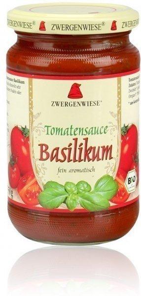 Tomatensauce mit Basilikum - Bio - 350g