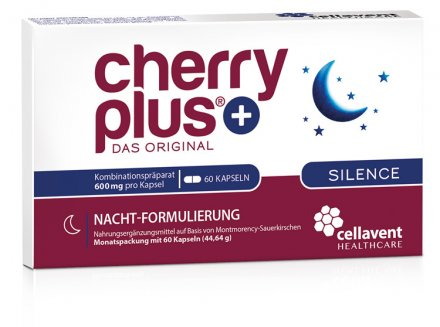 Cherry PLUS Silence mit Montmorency-Extrakt