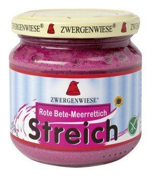 Rote Bete-Meerret. Streich - Bio - 180g