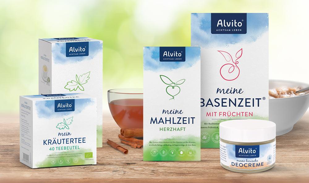 Alvito - basische Produkte