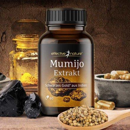 Schwarzes Gold - Mumijo & Coriander