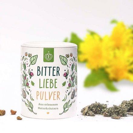 Bitterliebe Pulver - Bitterstoffe für den Alltag!