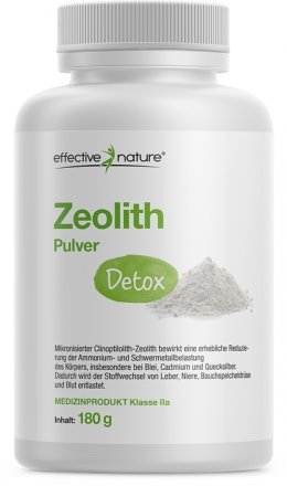 Zeolith Pulver - 180g