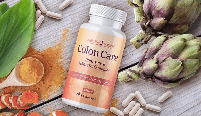 Colon Care von effective nature