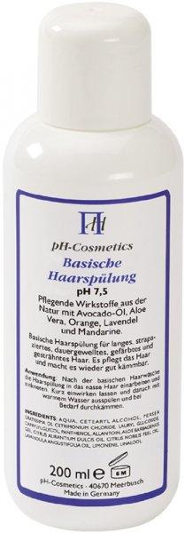 Basische Haarspülung - pH 7.5 - 200ml