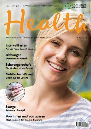 Health Magazin - 15. Ausgabe - Elektronisch