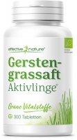 Gerstengrassaft-Tabletten