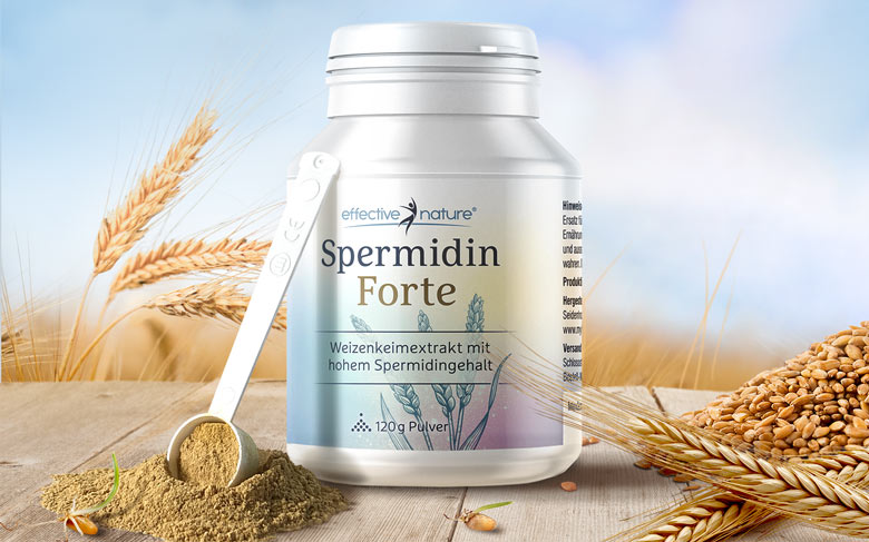 Spermidin Forte von effective nature