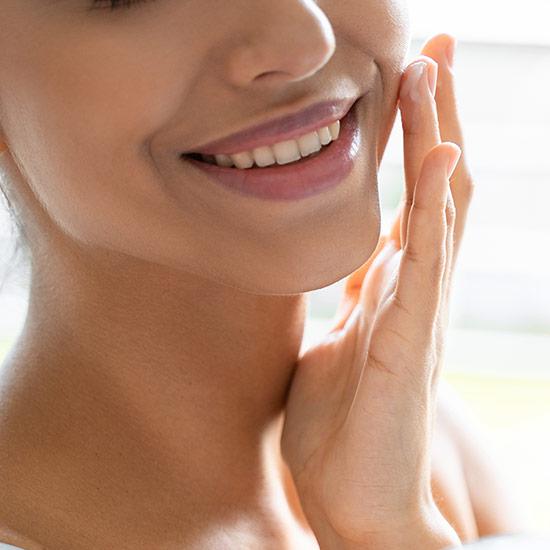 Gesichtscreme mit Mandelöl von Weleda