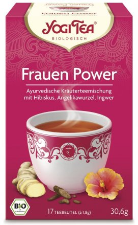 Yogi Tea Frauen Power - Bio - 30.6g