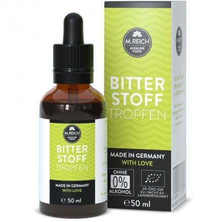 M. Reich Bitterstoff Tropfen - Bio - 50 ml