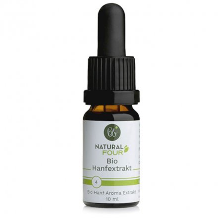 Hanftropfen Bio 4% - 10ml