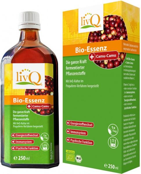 LivQ Bio-Essenz Camu Camu - Bio - 250ml