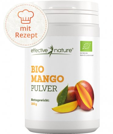 Mango Pulver - Bio - 160g