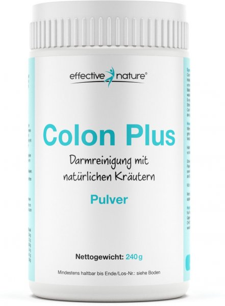 Colon Plus Pulver
