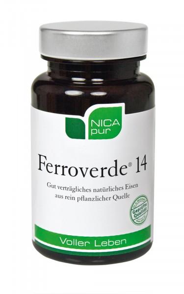 Nicapur Ferroverde® 14 - 60 Kapseln