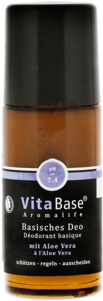 VitaBase Basisches Deo - 50ml