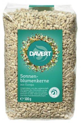 Sonnenblumenkerne aus Europa - Davert - Bio - 500g