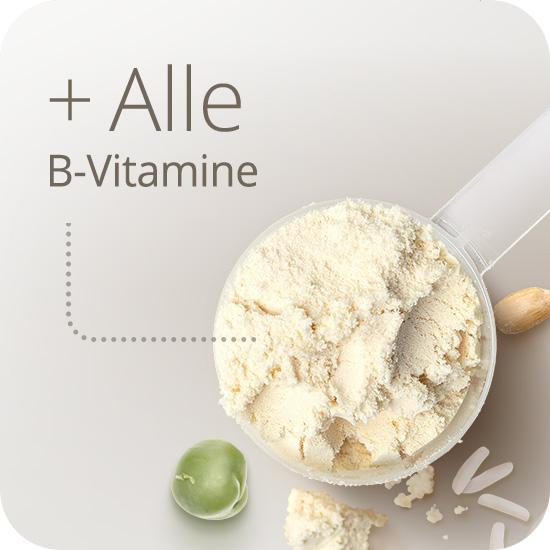 Mit allen B-Vitaminen