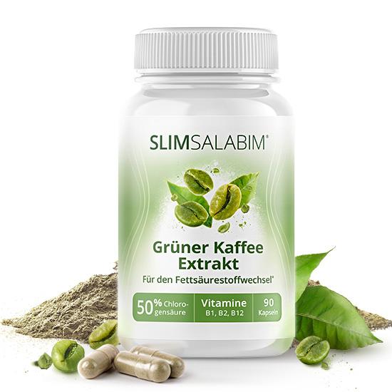 Grüner Kaffee-Extrakt von Slimsalabim