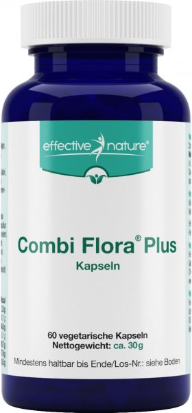 Combi Flora Plus Kapseln - 60 Stk. - 30g