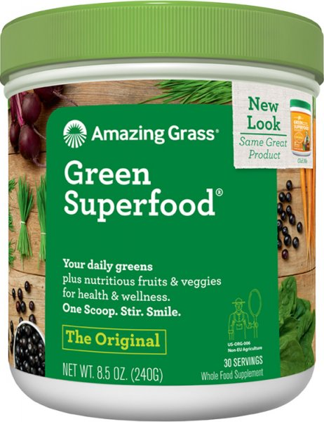 Amazing Grass - Original - All Naturals Drink - 240g