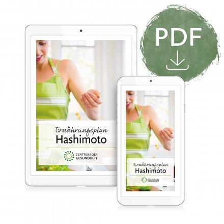 Ernährungsplan Hashimoto als PDF zum Download