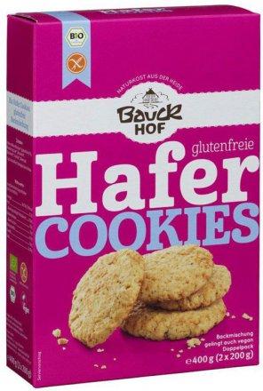Hafer Cookies, glutenfrei - Bio - Bauck Hof - 400g