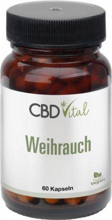 Weihrauch-Kapseln - 60 Stk. - 30.9g
