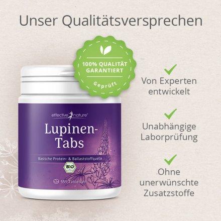 Lupineneiweiss Tabs