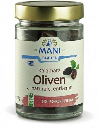 Kalamata Oliven - entkernt, vegan und Bio