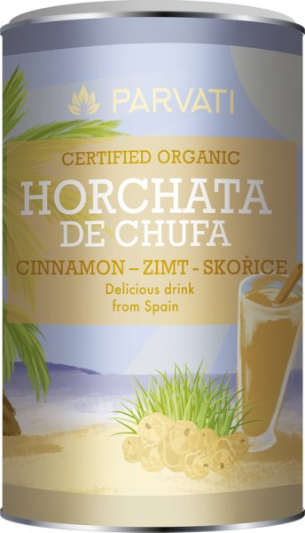 Horchata de Chufa Cinnamon - 160g - Bio