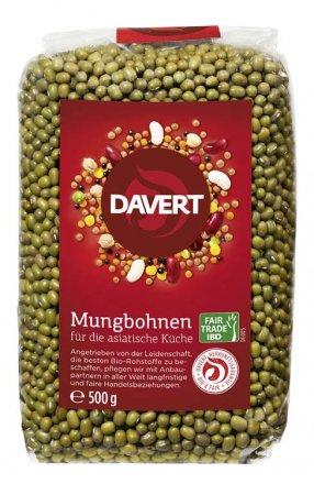 Mungbohnen - Davert - Bio - 500g