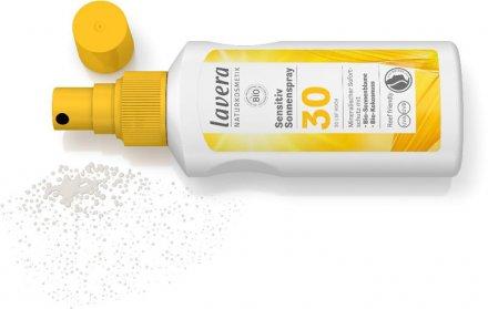Sensitiv Sonnenspray LSF 30 - Lavera