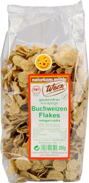 Buchweizen Flakes - Bio - 250g