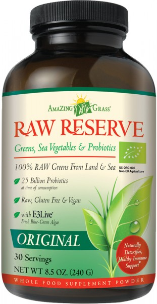 Amazing Grass - Raw Reserve - Bio - 240g